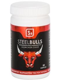 SteelBulls: препарат для восстановления мужского здоровья