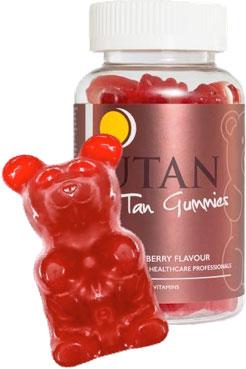 Tan Gummies – мармелад для красивого и ровного загара