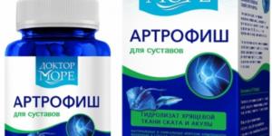 Реальные и отрицательные отзывы о капсулах Артрофиш для суставов