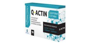Реальные и отрицательные отзывы о капсулах Q-Actin для суставов