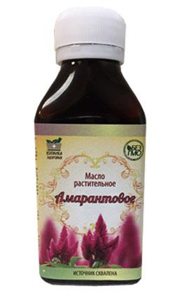 Амарантовое масло для эффективного лечения при артериальной гипертензии