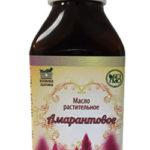Амарантовое масло – средство для смягчения симптомов псориаза