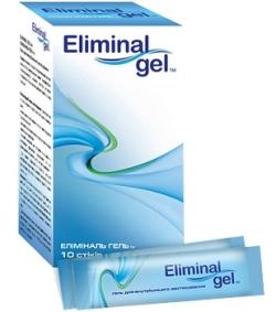 Eliminal gel против прыщей