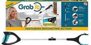 Grab It — легкий граббер, оснащенный подсветкой и магнитной поддержкой