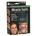 Miracle Teeth Whitener – порошок для домашнего отбеливания зубов
