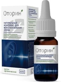 Оторин поможет восстановить слух и избавит от заложенности ушей