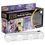 Studio Glow – портативная лампа для профессионального макияжа
