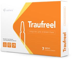 Traufreel – растительный комплекс для лечения грыжи