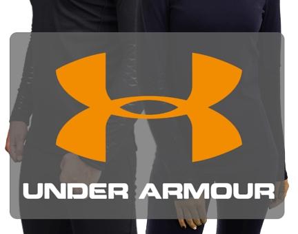 Under Armour практичное и теплое термобелье