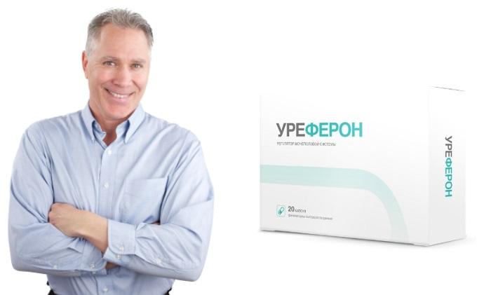Купить Уреферон от простатита