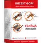 Реальные и отрицательные отзывы о средстве Инсект Форс от насекомых
