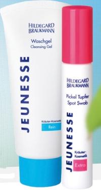 Jeunesse – набор косметических средств для проблемной кожи