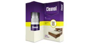 Cleanol от пылевых клещей: эффективно уничтожает паразитов даже в труднодоступных местах!
