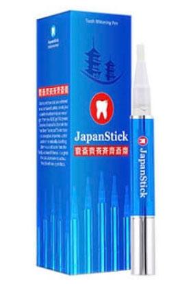 Japan Stick — гель для отбеливания зубов в домашних условиях