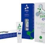 Joints 45+ — крем для лечения воспалительных поражений суставов