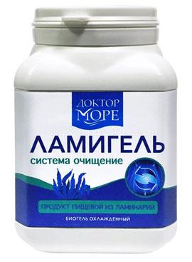 Ламигель от Доктор Море – натуральное средство, нормализующее обмен веществ