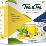 Tea n Tea — витаминизированный чайный комплекс для похудения