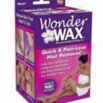 Wonder Wax – набор для восковой депиляции в домашних условиях
