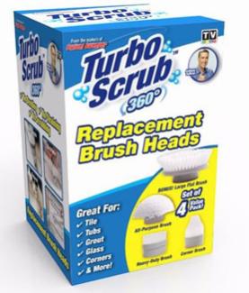Реальные и отрицательные отзывы о чистящей щетке Turbo Scrub