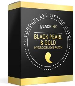 Black Ink – гидрогелевые патчи для кожи вокруг глаз