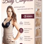 Body Compress – утягивающий комбидресс из дышащей ткани