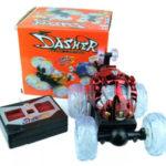 Dasher – радиоуправляемая машинка-перевертыш для фантастических трюков