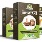 Грибной сезон – набор для выращивания грибов в коробке