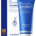 Koogis Hair Removal Cream избавляет от волос на теле, не вызывая раздражения