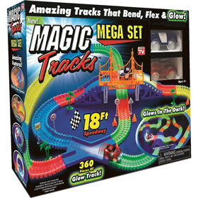Magic Track гоночная трасса