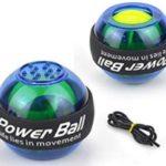 Powerball — усовершенствованный кистевой эспандер