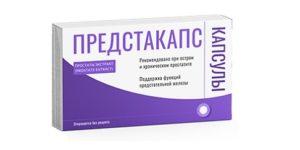 Предстакапс от простатита: надежно оберегает мужское здоровье!