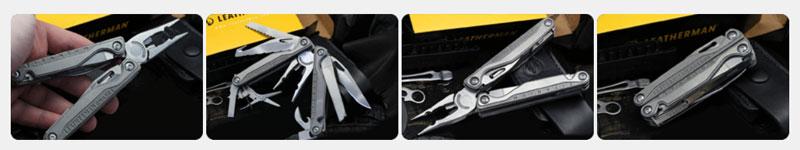Возможности ножа