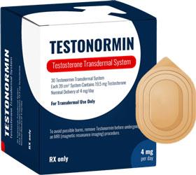 Testonormin насыщает организм и возвращает сексуальную силу
