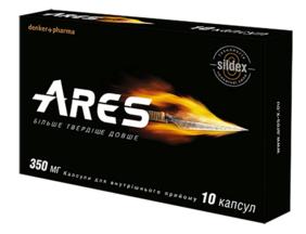 Реальные и отрицательные отзывы о капсулах Ares для улучшения потенции