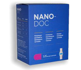 NanoDoc капсулы для суставов