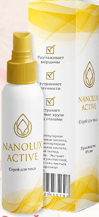 Реальные и отрицательные отзывы о спрее Nanolux Activ от морщин