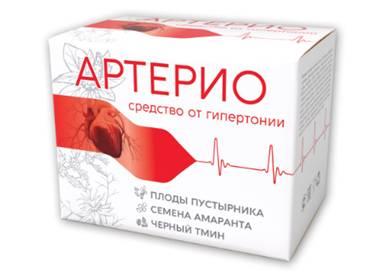 Артерио от гипертонии отзывы