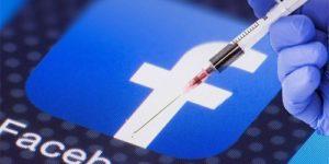 У большей части антипрививочной рекламы на Facebook было всего два покупателя