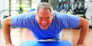 Опять 25: как вернуть молодость, когда вам за 70, и причем тут мышцы?