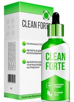 Препарат Clean Forte от гастрита