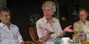 Уменьшение социальной изоляции поможет сохранить память пожилым людям