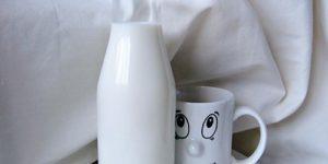 Дети, которые пьют цельное молоко, реже набирают лишний вес