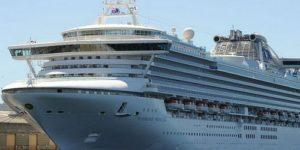 Гражданка России заразилась коронавирусом на японском лайнере