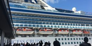 Второй россиянин инфицирован коронавирусом на борту Diamond Princess
