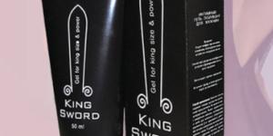 Крем King Sword