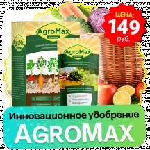 Agromax (Агромакс) — биоудобрение