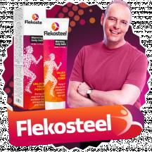 FLEKOSTEEL (Флекостил) — гель для суставов