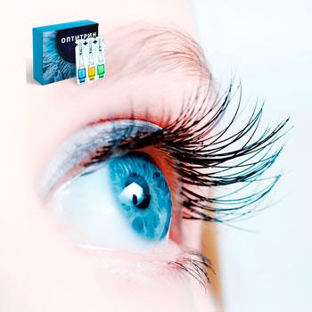 оптитрин капли для зрения